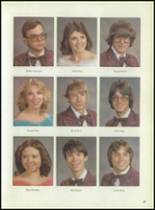 1980 Eula High School Yearbook Page 32 & 33