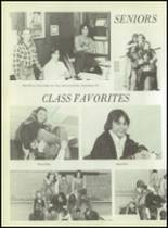 1980 Eula High School Yearbook Page 34 & 35