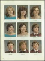1980 Eula High School Yearbook Page 36 & 37