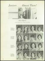 1980 Eula High School Yearbook Page 38 & 39