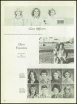 1980 Eula High School Yearbook Page 40 & 41