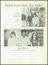 1980 Eula High School Yearbook Page 44 & 45