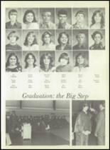 1980 Eula High School Yearbook Page 46 & 47