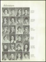 1980 Eula High School Yearbook Page 48 & 49
