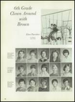 1980 Eula High School Yearbook Page 52 & 53