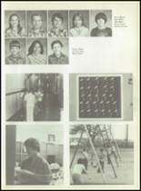 1980 Eula High School Yearbook Page 56 & 57
