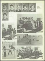 1980 Eula High School Yearbook Page 58 & 59