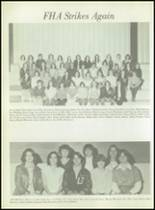 1980 Eula High School Yearbook Page 68 & 69