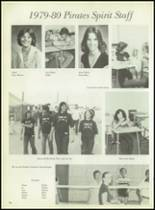 1980 Eula High School Yearbook Page 74 & 75
