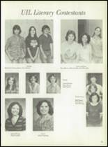 1980 Eula High School Yearbook Page 76 & 77