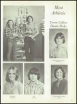 1980 Eula High School Yearbook Page 80 & 81