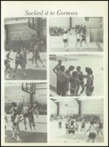 1980 Eula High School Yearbook Page 84 & 85