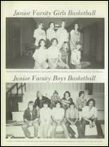 1980 Eula High School Yearbook Page 86 & 87