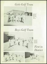 1980 Eula High School Yearbook Page 90 & 91