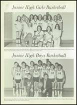 1980 Eula High School Yearbook Page 92 & 93