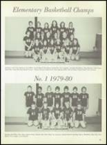 1980 Eula High School Yearbook Page 94 & 95