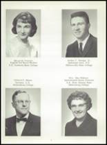 1963 Coplay High School Yearbook Page 10 & 11