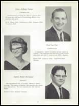 1963 Coplay High School Yearbook Page 14 & 15
