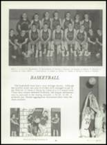 1963 Coplay High School Yearbook Page 58 & 59