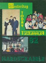 1982 Yearbook Streator Township High School