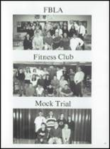 1999 Smithfield High School Yearbook Page 58 & 59