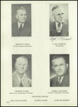 1951 Harrison Township High School Yearbook Page 10 & 11