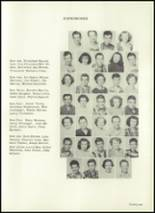1951 Harrison Township High School Yearbook Page 22 & 23