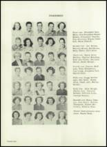 1951 Harrison Township High School Yearbook Page 24 & 25