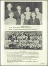 1951 Harrison Township High School Yearbook Page 26 & 27