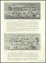 1951 Harrison Township High School Yearbook Page 28 & 29