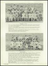 1951 Harrison Township High School Yearbook Page 30 & 31