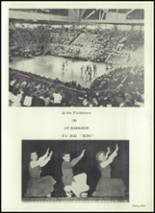 1951 Harrison Township High School Yearbook Page 34 & 35
