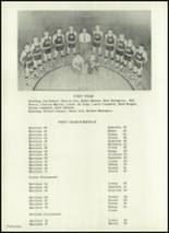 1951 Harrison Township High School Yearbook Page 36 & 37