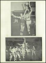 1951 Harrison Township High School Yearbook Page 40 & 41
