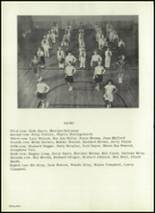 1951 Harrison Township High School Yearbook Page 44 & 45