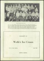 1951 Harrison Township High School Yearbook Page 46 & 47