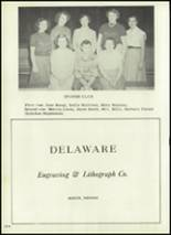 1951 Harrison Township High School Yearbook Page 52 & 53