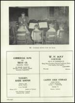 1951 Harrison Township High School Yearbook Page 60 & 61