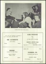 1951 Harrison Township High School Yearbook Page 62 & 63
