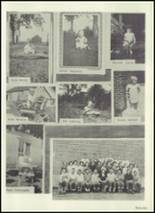 1951 Harrison Township High School Yearbook Page 70 & 71