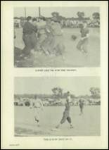 1951 Harrison Township High School Yearbook Page 90 & 91