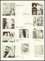 1954 Panama High School Yearbook Page 18 & 19