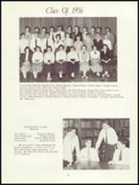 1954 Panama High School Yearbook Page 28 & 29