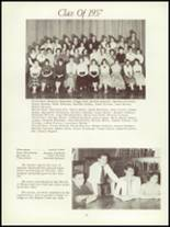 1954 Panama High School Yearbook Page 30 & 31