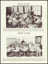 1954 Panama High School Yearbook Page 34 & 35