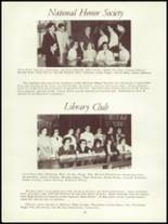 1954 Panama High School Yearbook Page 44 & 45