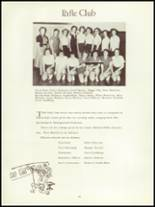 1954 Panama High School Yearbook Page 50 & 51