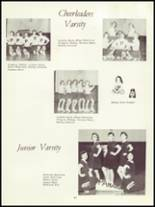 1954 Panama High School Yearbook Page 52 & 53