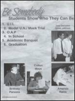 2006 Clyde High School Yearbook Page 48 & 49