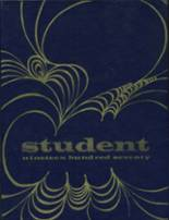 1970 Yearbook John H. Francis Polytechnic High School